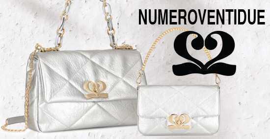 NumeroVentidue shop online borse